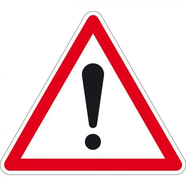 panneau autres dangers codecom Code Com A - V - CCL : CONDUIRE